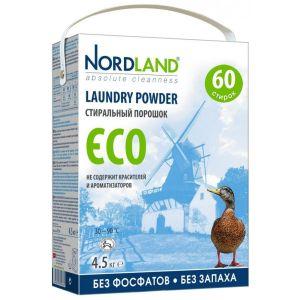 Аксессуары к стиральным машинам Top House NORDLAND ECO 4,5 кг таблетки для стирки nordland eco 24шт