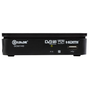 Ресивер DVB-T2 D-COLOR DC921HD толстовка wearcraft premium унисекс printio the wolverine росомаха