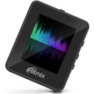 MP3 плеер Ritmix RF-4150 4Gb black mp3 плеер ritmix rf 3410 4gb black