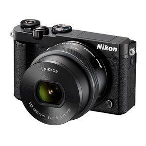 Цифровой фотоаппарат Nikon 1 J5 kit 10-30mm f/3.5-5.6 VR black