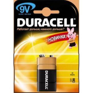 Батарейка Duracell 9V Dll MN1604 K1 уровень dll 0 8 l defort 98293500