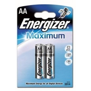 Батарейка Energizer LR6 FSB2 AA батарейка energizer maximum lr6 bp2 2шт в блистере