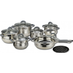 Набор посуды Vitesse VS-2040 13 предметов набор кастрюль сковорода vitesse vs 2901