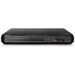 DVD-плеер BBK DVP033S grey dvd плеер с караоке bbk dvp033s black