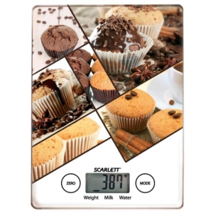 Весы кухонные Scarlett SC-KS57P07 scarlett sc ks57p32 peanut cookies весы кухонные