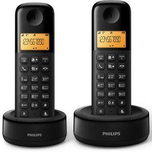 Телефон беспроводной DECT Philips D1302B