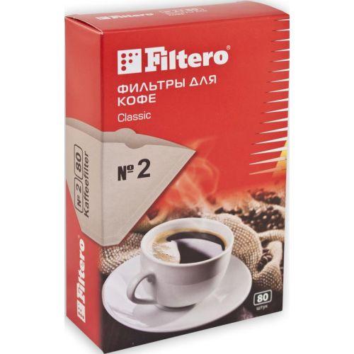 Фильтры для кофеварок Filtero