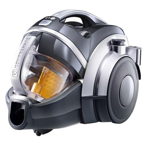 Пылесос с контейнером для пыли LG VK89304H серый/серебристый за 9990 руб.
