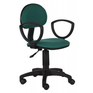 Кресло офисное Бюрократ CH-213AXN зеленый 10-24 кресло для офиса бюрократ ch 213axn purple темно синий 10 352