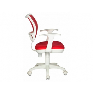 Кресло компьютерное Бюрократ CH-W797/R/TW-97N красный компьютерное кресло бюрократ ch w797 r tw 97n