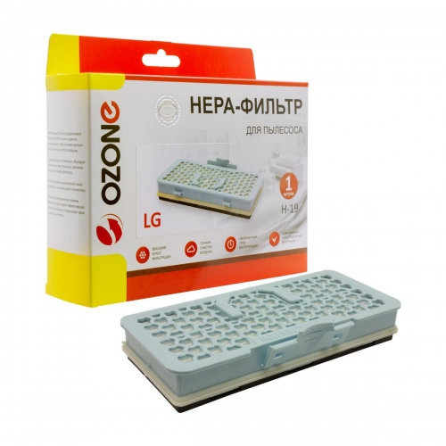 HEPA фильтр Ozone