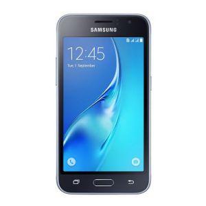 Смартфон Samsung Galaxy J1 (2016) SM-J120F/DS чёрный сотовый телефон samsung sm j120f ds galaxy j1 2016 gold