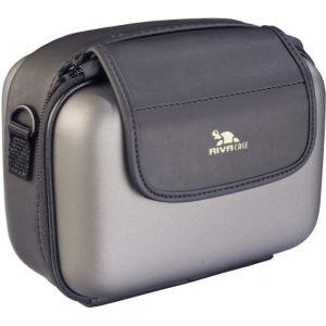 все цены на Сумка для видеокамеры Riva 7050 (PU) dark grey