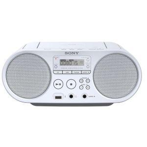 цена на Магнитола Sony ZS-PS50 white