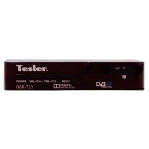 Ресивер DVB-T2 Tesler DSR-720 tesler dsr 310