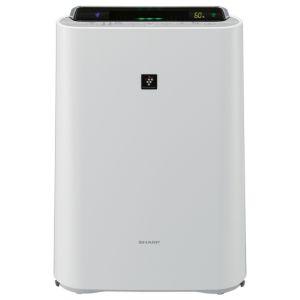 Очиститель воздуха Sharp KCD61RW белый зеленый источник воздуха e стюард автомобиль домашний лазер pm2 5 оборудование для обнаружения воздуха 3 0 белый белый
