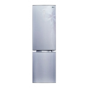 Холодильник LG GA-B489TGRF серебристый