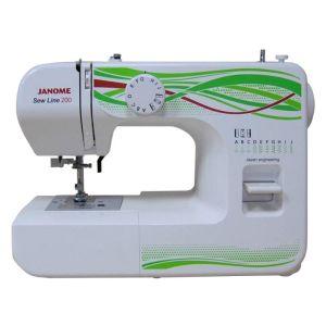Швейная машина Janome Sew Line 200 measure cut sew