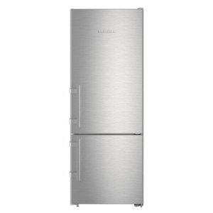 Холодильник LIEBHERR CUef 2915 серебристый холодильник liebherr cuef 2915 нержавеющая сталь двухкамерный
