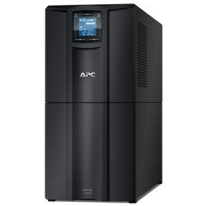 ИБП APC Smart-UPS C SMC3000I чёрный apc by schneider electric smart ups c smc3000i 3000va black