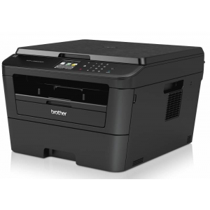 МФУ лазерное Brother DCP-L2560DWR чёрный мфу лазерное brother dcp l2500dr