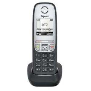 Телефон беспроводной DECT Gigaset A415A black чёрный радиотелефон gigaset a415a a415am