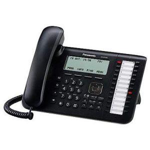 Телефон проводной Panasonic KX-NT546RU voip телефон panasonic kx tpa50 kx tpa50b09