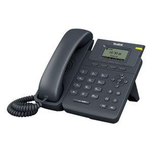 Телефон проводной Yealink SIP-T19P E2 voip телефон yealink sip t19p e2 sip t19p e2