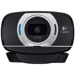 Веб-камера Logitech HD C615 чёрный веб камера смоленск