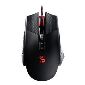 Мышь проводная A4tech Bloody Winner T6 Black USB чёрный a4tech kr 750 smart black usb