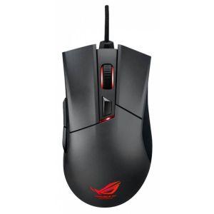 Мышь проводная Asus ROG Gladius Black USB чёрный мышь проводная tt esports by thermaltake azurues mini mo arm005dt black