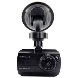 Автомобильный видеорегистратор Digma FreeDrive 105 чёрный