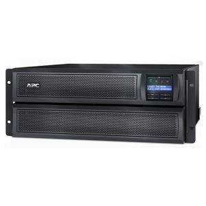 ИБП APC Smart-UPS X SMX2200HV чёрный источник бесперебойного питания apc smart ups x smx2200hv