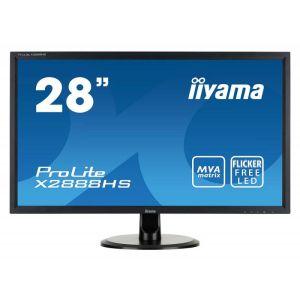 Монитор Iiyama X2888HS-B1 чёрный 6 5 lb065w01 b1 1b