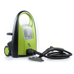 Пароочиститель Kitfort КТ-903 зелёный
