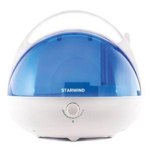 Увлажнитель воздуха Starwind SHC2416 белый/синий увлажнитель воздуха starwind shc2211