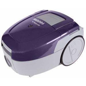 Пылесос с пылесборником Supra VCS-1603 фиолетовый