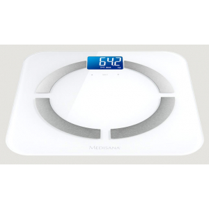 Весы напольные Medisana BS 430 Connect белый весы medisana bs 430 connect 40422
