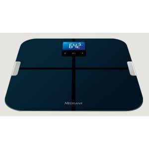 Весы напольные Medisana BS 440 Connect чёрный весы medisana bs 430 connect 40422