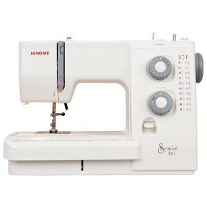 цена на Швейная машина Janome 521 белый