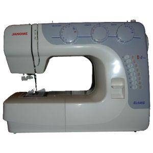 цена на Швейная машина Janome EL545S белый