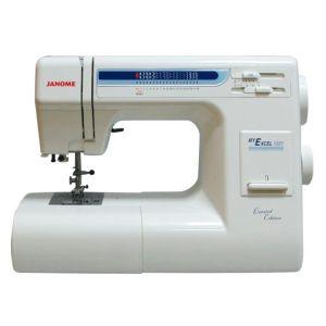 все цены на Швейная машина Janome My Excel 1221 белый онлайн