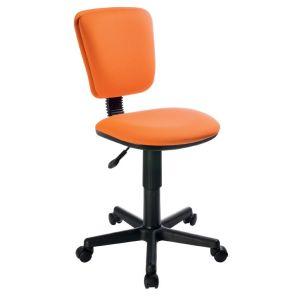 Кресло офисное Бюрократ CH-204NX оранжевый