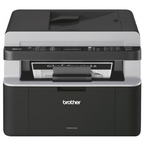 МФУ лазерное Brother DCP-1912WR чёрный мфу лазерное brother dcp l2500dr