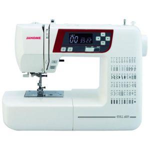 Швейная машина Janome 603 DC janome 2160 dc швейная машина