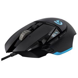 все цены на Мышь проводная Logitech G502 Proteus Spectrum Black USB чёрный