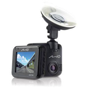 Автомобильный видеорегистратор Mio MiVue C330 чёрный видеорегистратор mio mivue 518