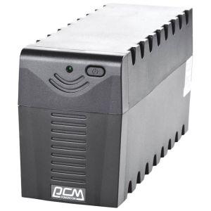 ИБП Powercom RAPTOR RPT-800AP чёрный источник бесперебойного питания ippon back power pro lcd 600