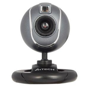 Веб-камера A4tech PK-750G серый веб камера смоленск