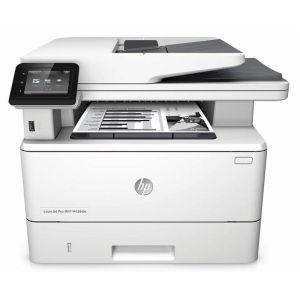 МФУ лазерное HP LaserJet Pro RU M426dw белый все цены